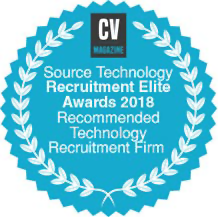 CV Magazine Recruitment Elite Awards 2018